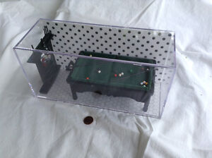 Dollhouse Miniature Pool Table Kitchener / Waterloo Kitchener Area image 4