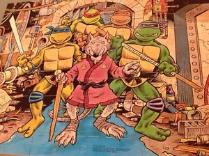 Teenage mutant ninja turtles vintage puzzle Windsor Region Ontario image 2