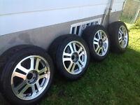 Mag roue mustang Gt pneu