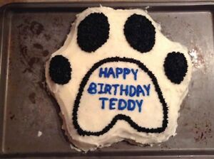 New Products -Dog Birthday Cakes, Cookies and Cupcakes