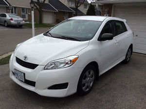 2010 Toyota Matrix Wagon