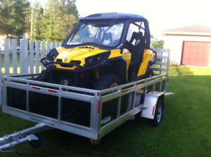 2014 Can-am Commander XT 800R Side By Side