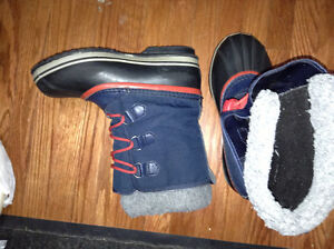 Ladies Sorel winter boots size 6 for sale