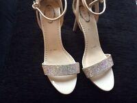 Size 7 duvet shoes