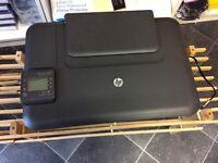 HP Deskjet 3050A paper jam need fix, scan is fine
