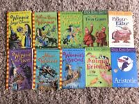 Winnie the witch and Dick king smith book collection