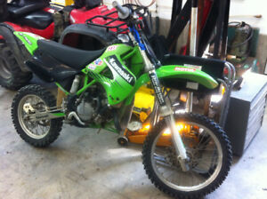 Looking for older Offroad motorcycles running or not,
