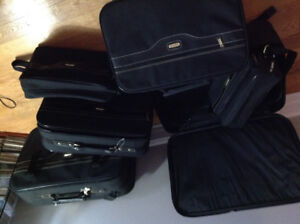 Valises 2set de 3 globetrotter