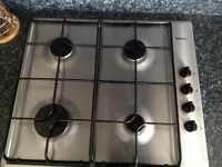 HOB (GAS) Stainless steel