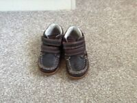 Baby boy shoes size 5 £3