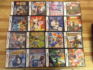 Nintendo DS,3DS,GBA,Color games!!