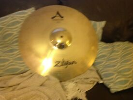Zildjian crash cymbal