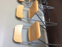 IKEA High Chairs ×4 for Sale