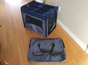 Travel Soft-sided Dog Crate