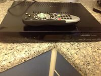 Bush tv freeview recorder
