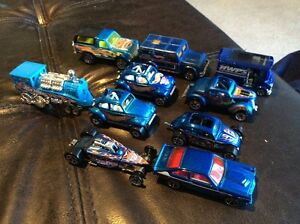 BUBBA - Hot Wheels Various Special Blues, etc. #009