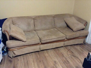 COUCH & CHAIR $50 OBO