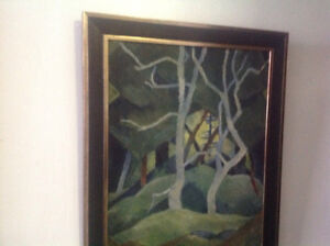 LARGE ART COLLECTION FROM ESTATE ON SALE SAT.& SUNDAY