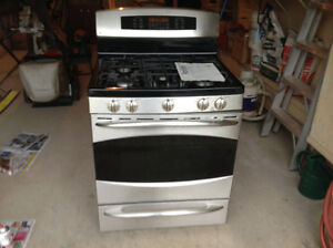 GE Profile Stove-5 years old for sale!