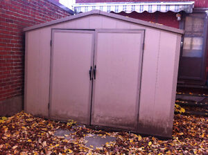 The Woodbridge By Royal, Outdoor Storage Building (Model S108)