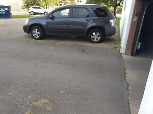 2007 Chevrolet Equinox SUV, Crossover