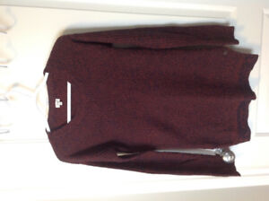 Women's sweaters size small