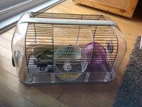 A donner cage pour hamster ou petit rongeur