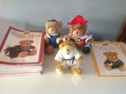 Teddy Bear Collection Wauchope Port Macquarie City Preview