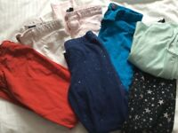 Girls clothes 10-11 mainly Gap branded