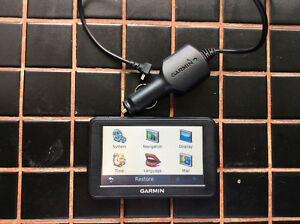 Garmin GPS - Nuvi 40LM 4.3 inch portable GPS with Lifetime Maps