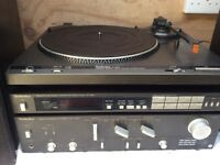 Technics separates system with speakers