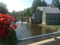 Historic Restored Grist Mill Home