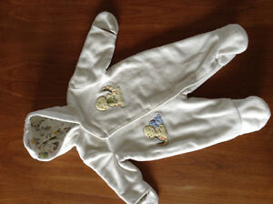 Infant Sleepers size 6-9M