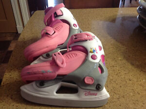 Patin ajustable fille