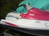 1993 650 Yamaha wave runner and 1995 750 Polaris slt