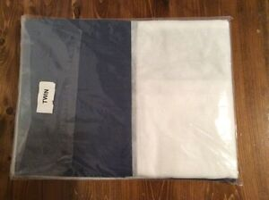 Twin bed skirt - brand new