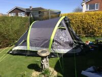 Tenting Start up package