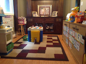 Childcare space available - 2 years Kitchener / Waterloo Kitchener Area image 1