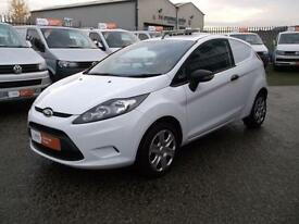 2009 59 FORD FIESTA 1.4 TDCI VAN 70BHP JUST BEEN SERVICED 79000 MILES CHOICE OF