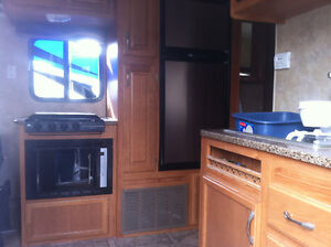 26 Foot Jayco Octane ZX Toy Hauler Prince George British Columbia image 2