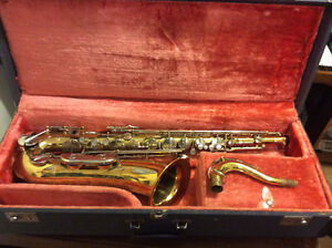 J Keilwerth. New King Tenor saxophone with Rolled Tone Holes.