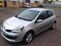 Renault Clio 1.5dCi 86 ( a/c ) Dynamique DIESEL GENUINE 94K WITH LOTS OF HISTORY