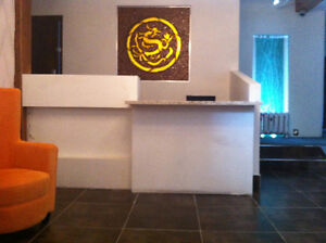 Furnished studio/room, central downtown, immidiately