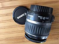 Canon EFS 18-55mm 1:3.5-5.6 ll