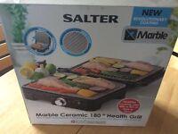 Salter 180 Degree Health Grill & Panini Maker