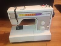 Toyota sewing machine model 2200
