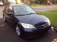 Honda civic 2005 à vendre