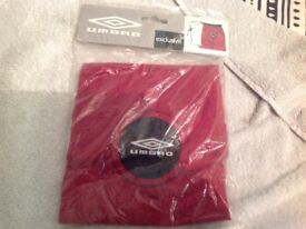 Umbro exclusive draw string bag new