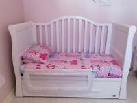 Dax collection cot bed