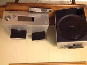 Sony 5 channel Digital Amplifier (analog)